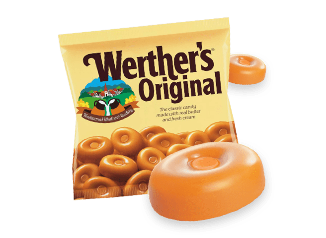 Werther's launches in the UK